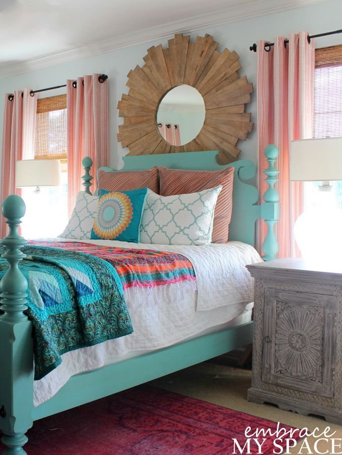 Best 25 Colorful Bedroom Designs Ideas On Pinterest With Pictures