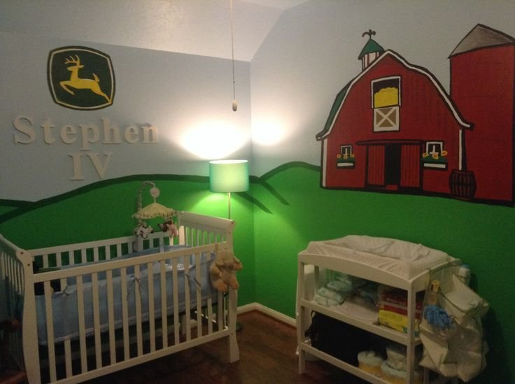 Best John Deere Nursery Quattro Pinterest John Deere With Pictures