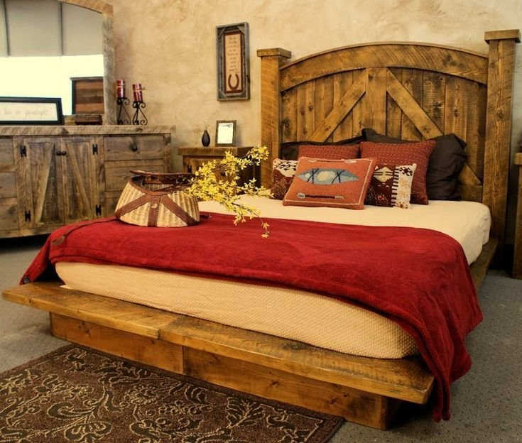 Best Western Rustic Bedroom Furniture Ideas For The House With Pictures