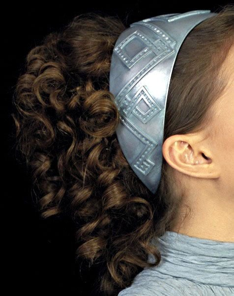 Free Put Hair Up Into A High Ponytail Then Curl The Hair In The Wallpaper