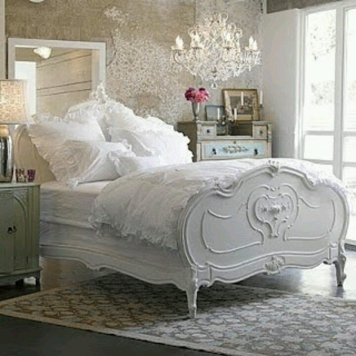 Best Stunning French Country Cottage Style Bedroom Interior With Pictures