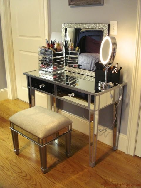 Best Mirrored Vanity Ideas On Pinterest With Pictures