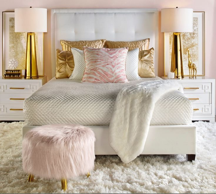 Best 25 Best Ideas About Pink Gold Bedroom On Pinterest Pink With Pictures