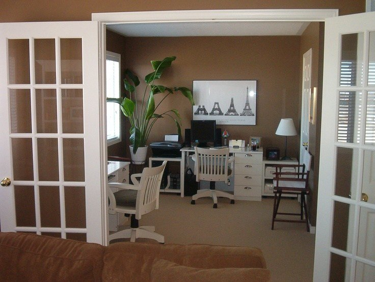 Best 1000 Ideas About Bedroom Office Combo On Pinterest Guest Bedroom Office Office Guest With Pictures