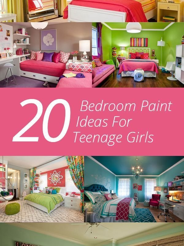 Best 1000 Ideas About Girl Bedroom Paint On Pinterest Girls Room Paint Girl Wall Decor And With Pictures