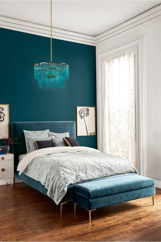 Best 25 Best Ideas About Teal Headboard On Pinterest Turquoise Headboard Turquoise Rustic Bedroom With Pictures