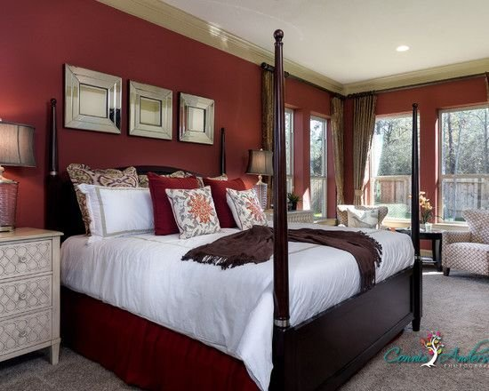 Best 25 Red Walls Ideas On Pinterest With Pictures