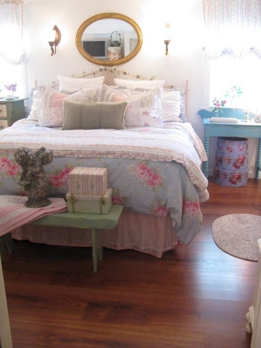Best 34 Best Images About Rose Garden Antique Bedroom On With Pictures