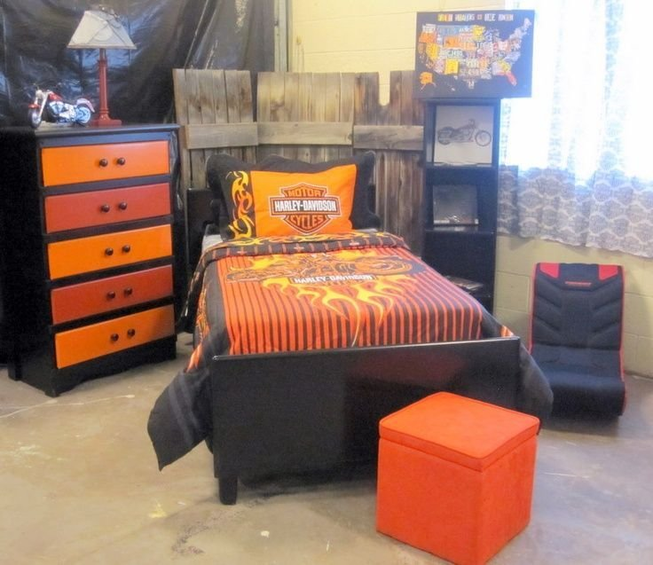 Best 17 Best Images About Harley Davidson Furniture On With Pictures