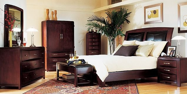 Best The Rodea Bedroom Set Has A Classically Contemporary With Pictures