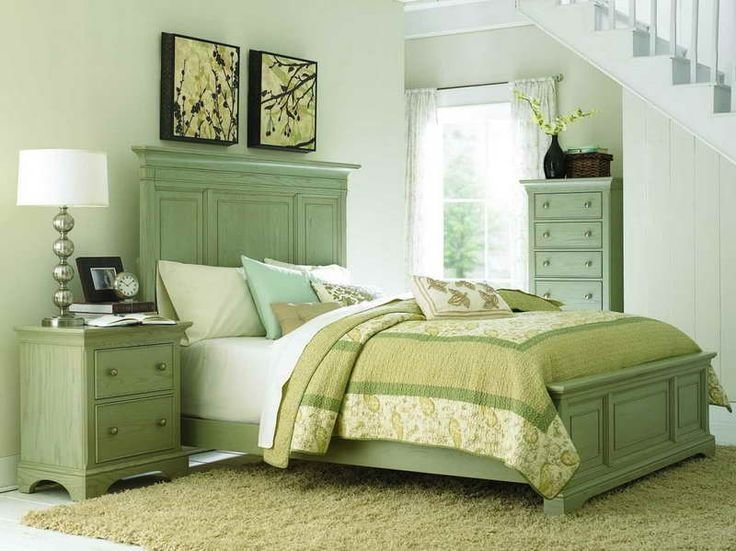 Best Sage Green Wall Paint Sage Green Bedrooms Bonasty With Pictures