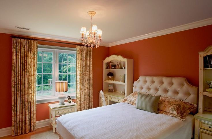 Best 1000 Ideas About Orange Bedroom Walls On Pinterest With Pictures