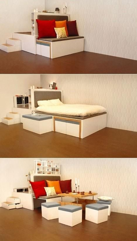Best 17 Best Ideas About Space Saving Bedroom On Pinterest With Pictures