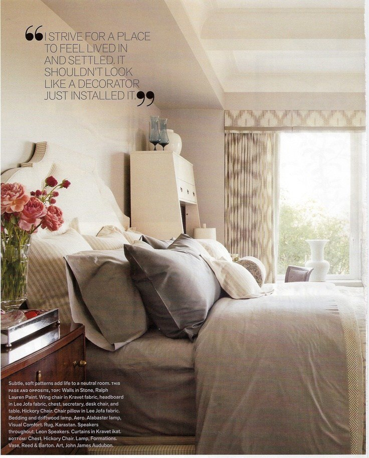 Best Veranda Magazine Master Bedroom Decor And Ideas With Pictures