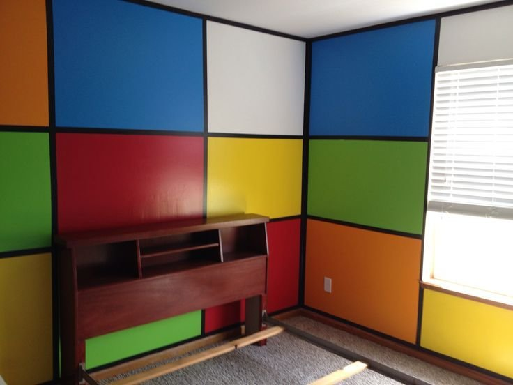 Best 14 Best Images About Rubik S Cube Bedroom On Pinterest With Pictures