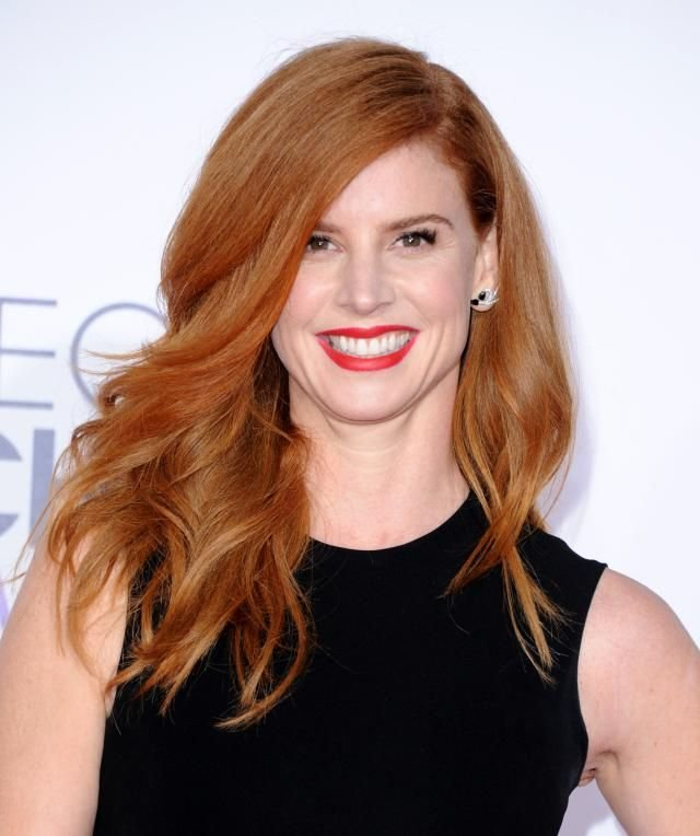 Free Dare To Go G*Ng*R Photos Of Famous Redheads Red Hair Wallpaper
