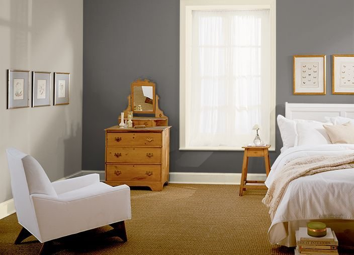 Best 138 Best Images About Bedroom On Pinterest Paint Colors Behr Premium Plus And Paint Samples With Pictures