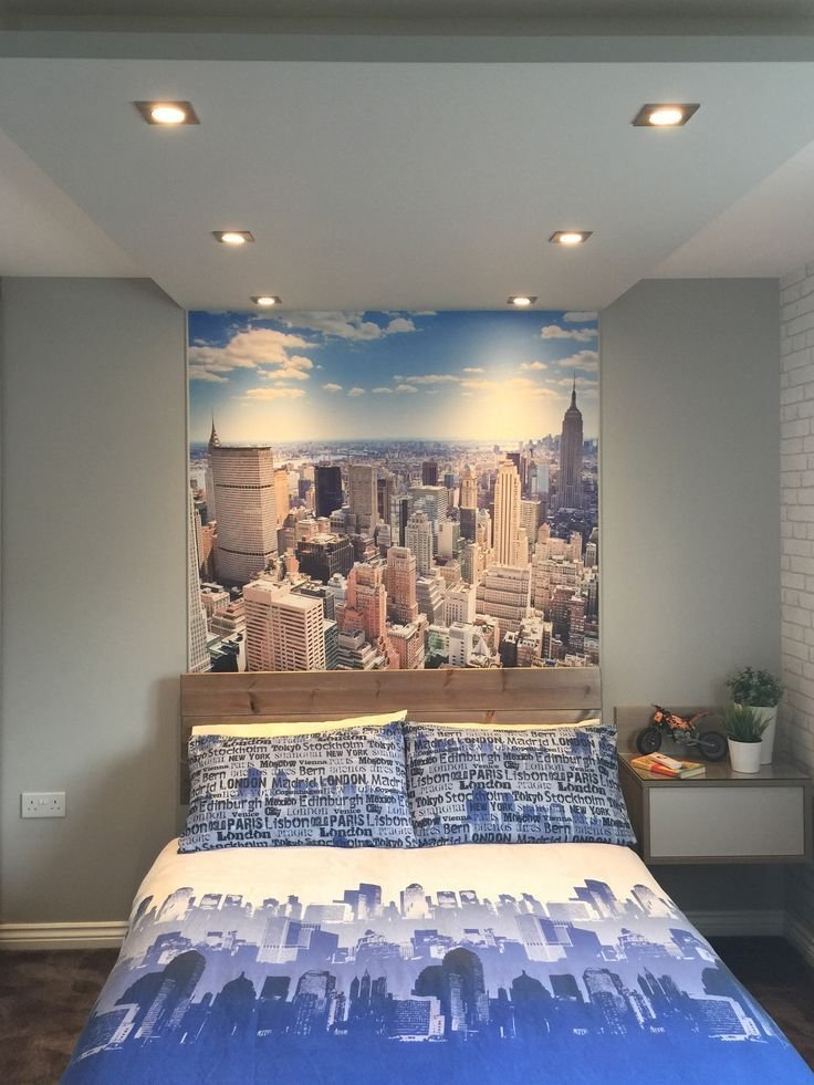 Best 17 Best Ideas About City Theme Bedrooms On Pinterest With Pictures