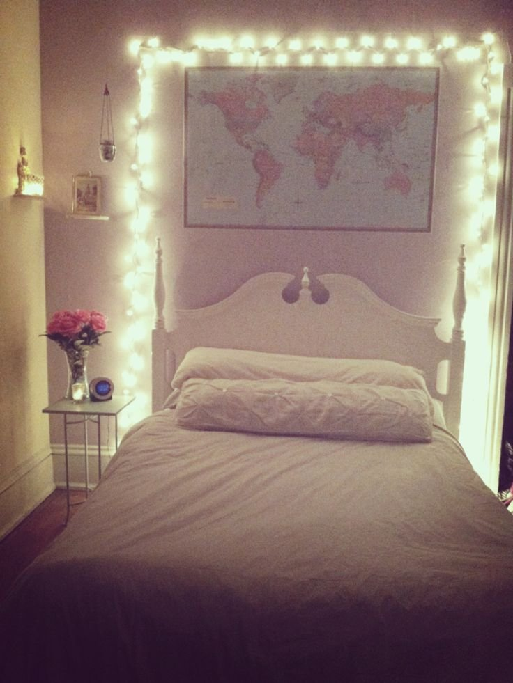 Best 230 Best Images About Bedroom Christmas Lights On With Pictures