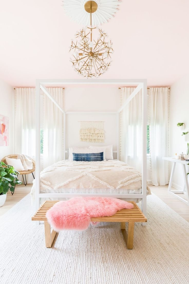 Best 25 Light Pink Bedrooms Ideas On Pinterest With Pictures