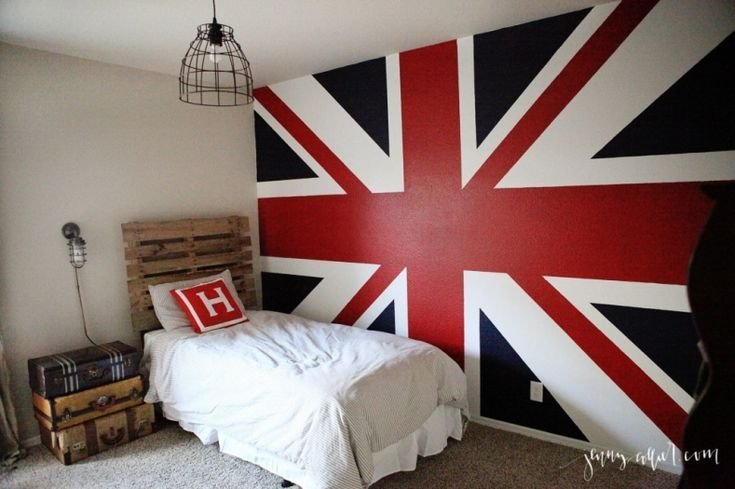 Best 17 Best Ideas About Union Jack Bedroom On Pinterest With Pictures