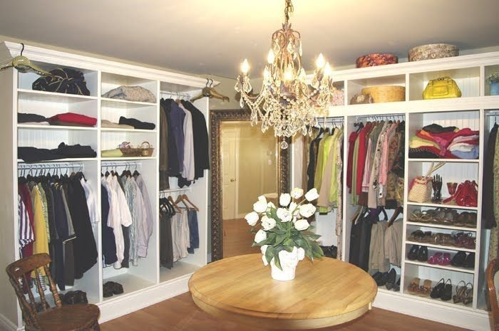 Best Convert A Small Bedroom Into A Walk In Closet Dressing With Pictures