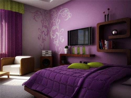 Best 121 Best Images About Interior Purple Green On Pinterest With Pictures