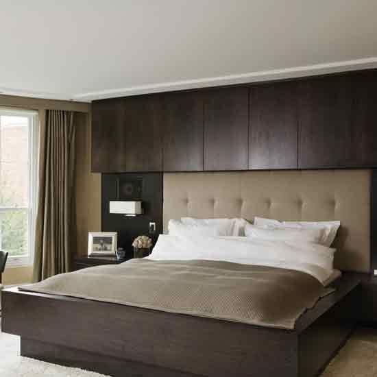 Best Hotel Style Built In Headboard Innovative Headboards With Pictures