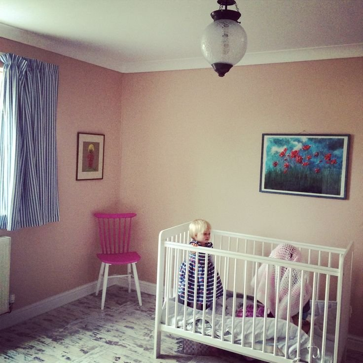 Best Girls Room Painted In Setting Plaster Farrow And Ball With Pictures