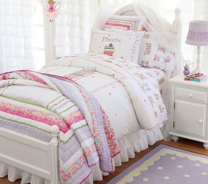 Best Another Cute Girls Bed Set From Pottery Barn For Home With Pictures