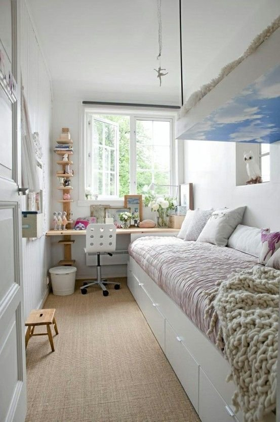 Best Spare Room Studio Sofa Bed And Desks Houseboat Design Ideas Pinterest High Ceilings With Pictures