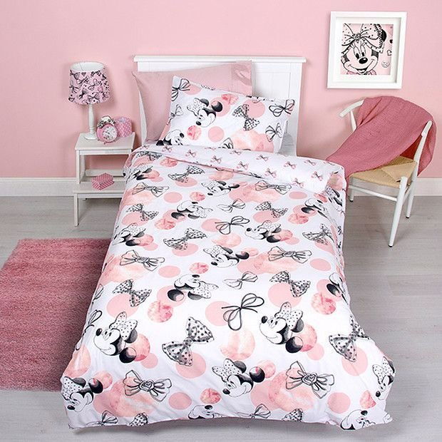 Best 25 Minnie Mouse Bedding Ideas On Pinterest Mickey With Pictures