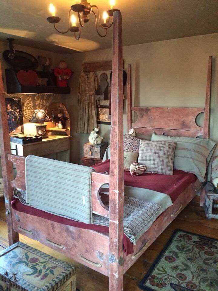 Best 17 Best Images About Primitive Bedroom On Pinterest With Pictures