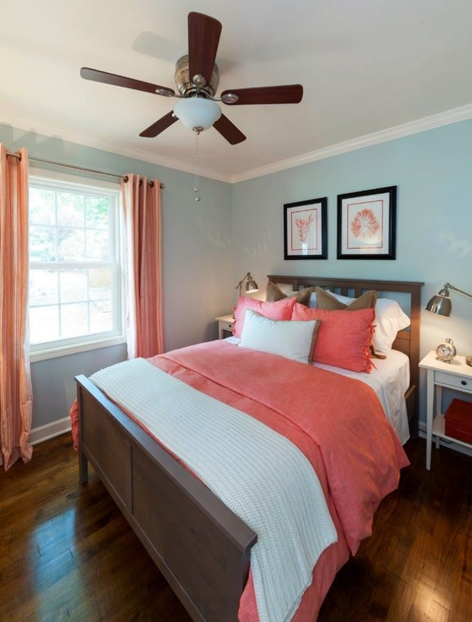 Best 25 Best Ideas About Coral Walls Bedroom On Pinterest Navy Master Bedroom Mint Bedroom Decor With Pictures