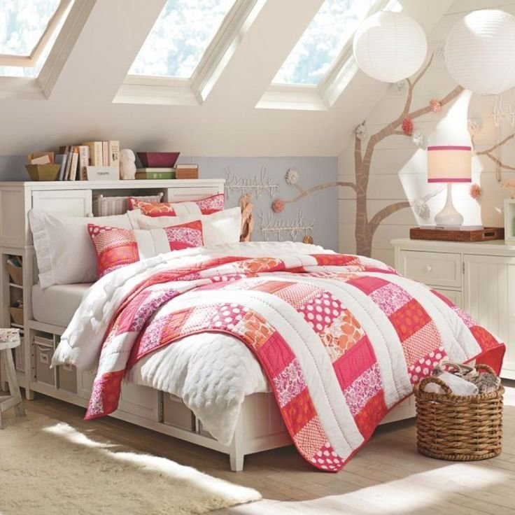 Best Bedroom Design Decorating Attic Bedrooms Girls With With Pictures