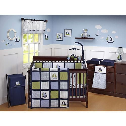 Best Nautica Kids Bedding Set Babies R Us Baby Luca With Pictures
