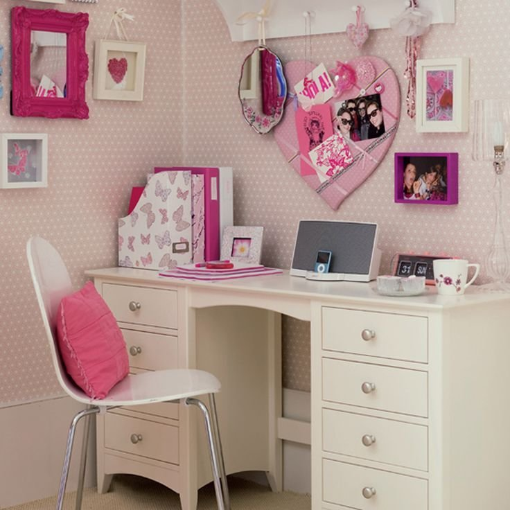 Best Teens Bedroom Gorgian Desks For Teenagers With White With Pictures