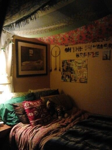 Best Bohemian Indie Hipster Cozy T**N Bedroom Bedroom With Pictures