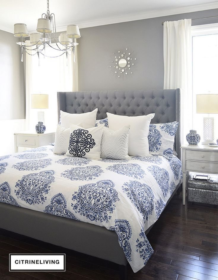 Best 25 Blue Gray Bedroom Ideas On Pinterest With Pictures