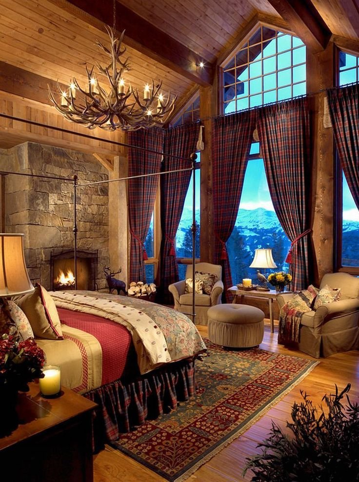Best 25 Log Cabin Bedrooms Ideas On Pinterest With Pictures