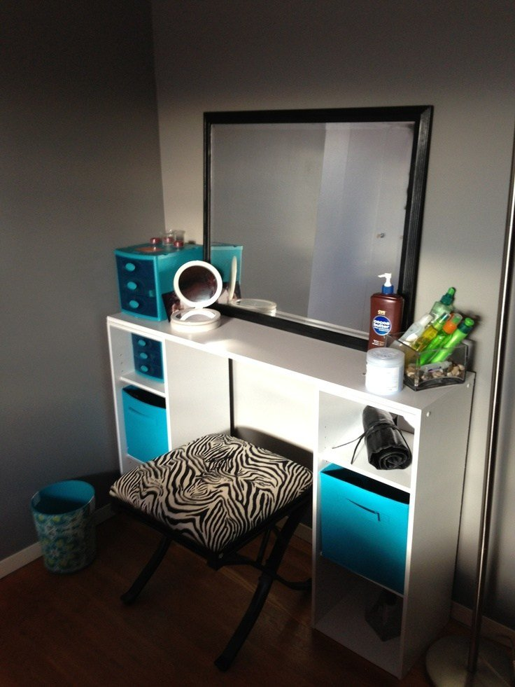 Best 17 Best Images About Diy Vanity On Pinterest Diy Makeup With Pictures
