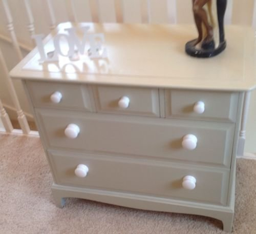 Best Chic Not Shabby Stag Minstrel Upcycled Chest Of Drawers With Pictures