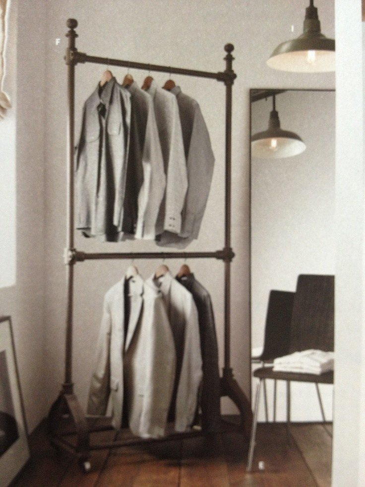 Best Vintage Clothing Rack For The Bedroom Dorm Life Pinterest With Pictures