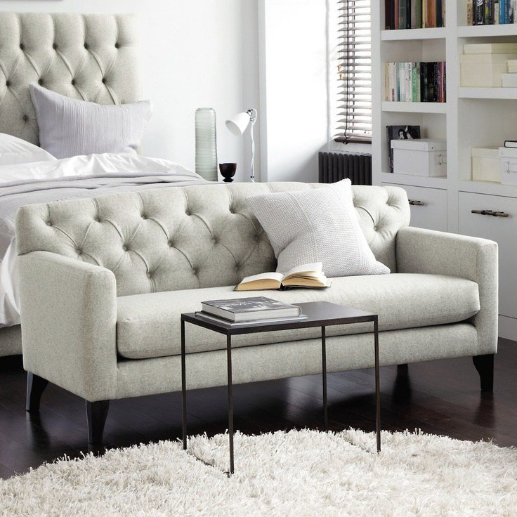 Best Eaton Bedroom Sofa Seating The White Company With Pictures