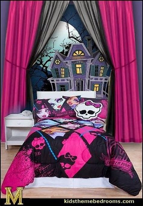 Best 20 Monster High Bedroom Ideas On Pinterest Monster With Pictures