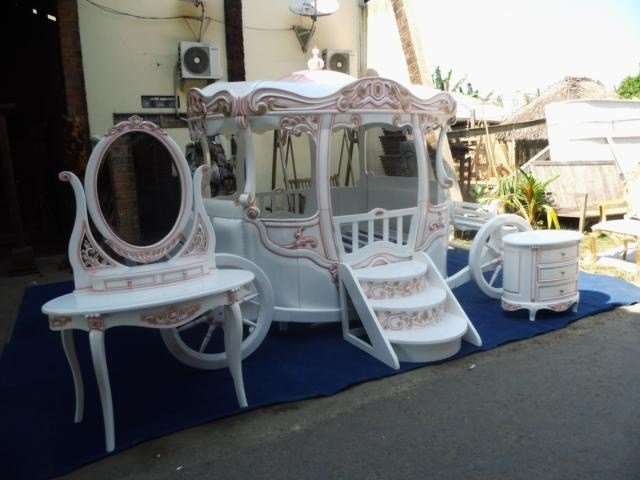 Best Cinderella Bed Pumpkin Carriage Bed Custom Furniture With Pictures