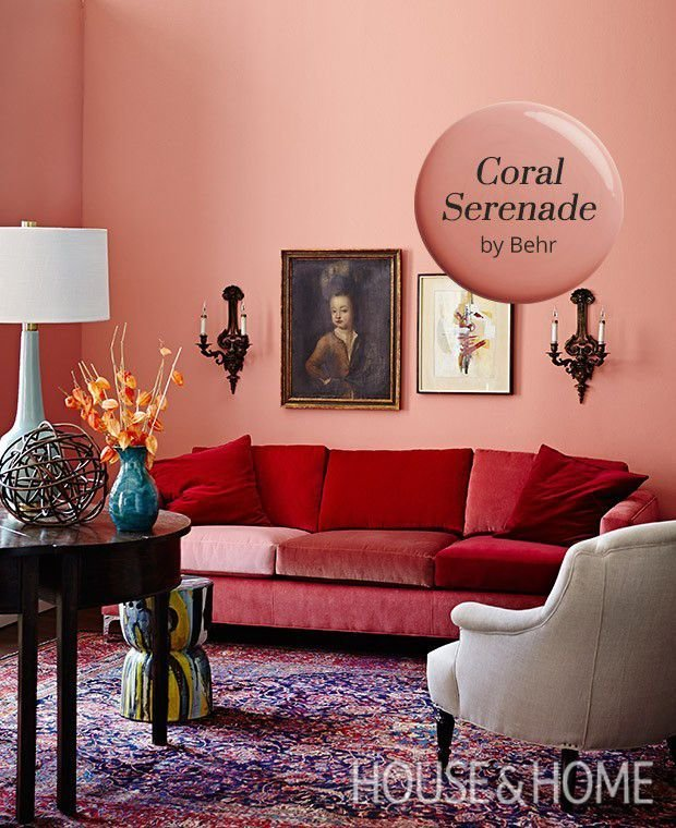 Best 25 Best Ideas About Coral Paint Colors On Pinterest Coral Aqua Coral Nursery And Coral Walls With Pictures Original 1024 x 768