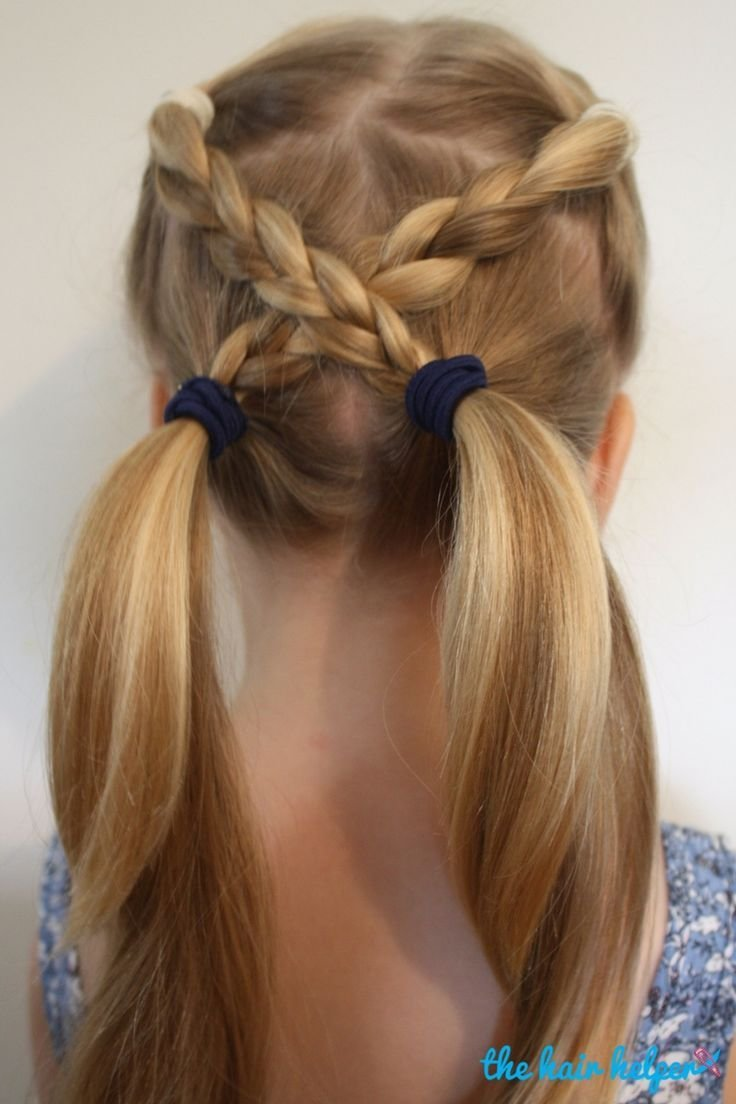 Free 25 Best Ideas About Easy Kid Hairstyles On Pinterest Wallpaper