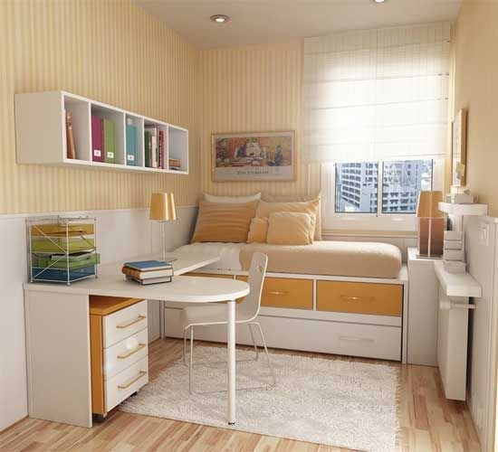 Best 25 Best Ideas About Small Bedroom Office On Pinterest Small Room Design Small Room Decor And With Pictures