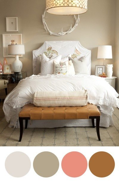 Best 185 Best Images About Orange Coral Yellow Bedroom On With Pictures